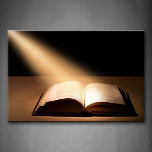 Wall Art - The Holy Bible Wall Art Painting The Picture Print On Canvas Religion Pictures For Home Decor Decoration Gift