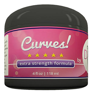 Curves Butt Enhancement and Enlargement Cream by DIVA Fit & Sexy - Give Your Butt the Beauty and Contour You...