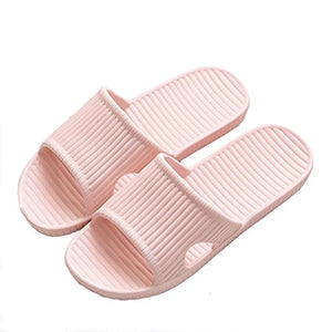LINE BLUE Premium Women and Men Bath Slipper Anti-Slip For Indoor Home House Sandal