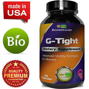 Vaginal Tightening Pills - Feminine Firming with Horny Goat Weed + Maca + Ginseng - For Bigger Booty Breasts & Butt...