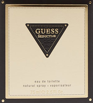 SHIP BY USPS Guess Seductive by Guess 2.5 oz 75 ml EDT Spray