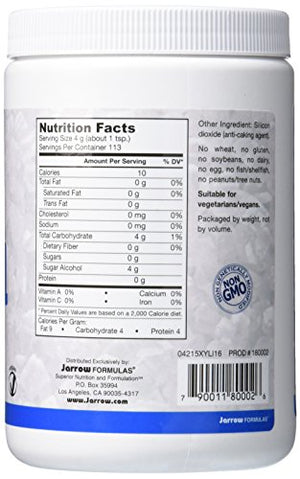 SHIP BY USPS: Jarrow Formulas XyliPure, Supports Gastrointestinal Health, 454 g