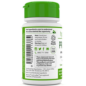 SHIP BY USPS PRO-Pets Probiotics for Dogs and Cats: Time Release Probiotic for Your Companion's Health (dog or cat) - Very Easy to Swallow - 6 Strains - 15x More Effective than Others - Top Supplement for Pets