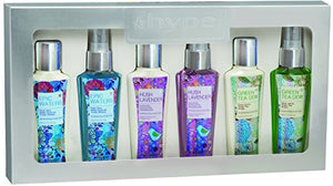 SHIP BY USPS Hype Body Mist and Body Lotions Travel Set, 1.7 oz, Lavender, Green Tea, Epic Water