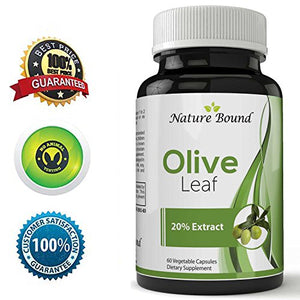 SHIP BY USPS: Pure Olive Leaf Extract Super Strength 20% Oleuropein 750 mg Natural Antioxidant Supplement For Anti-Aging...