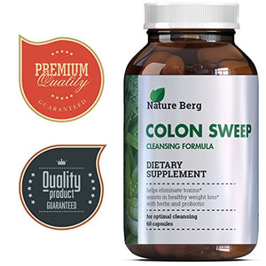 SHIP BY USPS: Colon Cleanse - Detox & Weight Loss Supplement - Lose Belly Fat - Digestive Enzymes - Bloating &...