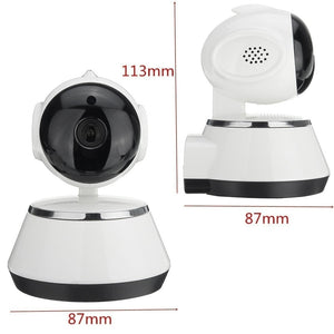 HD 1280 WiFi Smart Net Night Vision Camera CCTV IP Camera Remote Viewing For Home Surveillance