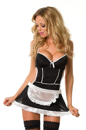 Kitten Sexy Sass Me French Maid Set for Women 503645