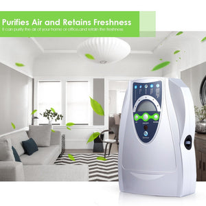 Robolife Air Purifier Ozone Disinfector Fruits Vegetables Sterilization US Plug