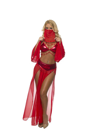 Sexy National Customs Costume for Women 8719