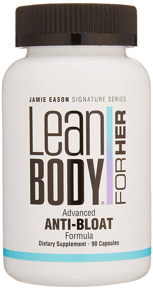 Labrada Nutrition Jamie Eason Lean Body for Her Advanced Anti Bloat and Detox Formula 90 Capsules, Picamilon or...