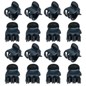 100 Pack Orchid Clips Plant Orchid Support Clips, Dark Green