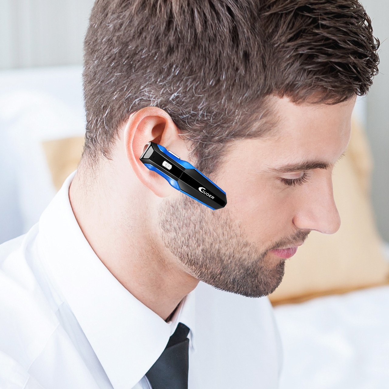 Bluetooth Headset with Backup Battery