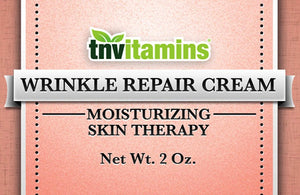 [Pack of 2] Wrinkle Repair Cream 2 oz Each