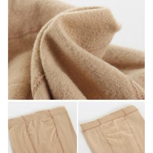 Women's Soft Brushed Stretch Fleece Lined Thick Tights Warm Autumn Winter Pants Warm Leggings