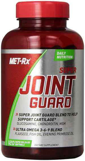 [Pack of 2] MET-Rx® Super Joint Guard, 120 Softgels Each