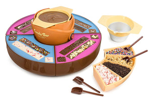Nostalgia CBM8 Chocolate Candy Bar Maker