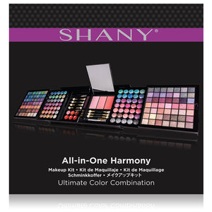 All In One Harmony Makeup Kit - Ultimate Color Combination - New Edition