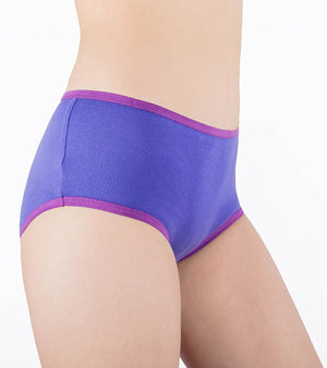 Women's 12 Pack Full Cut Sexy Panty Briefs