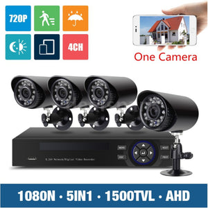 Romacci OWSOO 1080P AHD Bullet Waterproof CCTV Camera 2.0MP 1/2.8   CMOS 24pcs 3.6mm Array IR LEDS Night Vision IR-CUT Indoor Ou