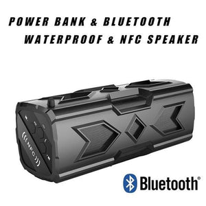 Fashion Outdoor Portable Waterproof Stereo Wireless Bluetooth 4.0 Speaker Subwoofer Speaker Portable Wireless speaker Sound ster