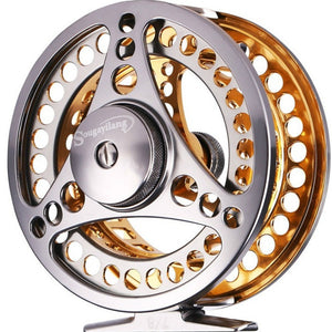 Fly Fishing Reel 5/6 7/8wt Aluminum Spool