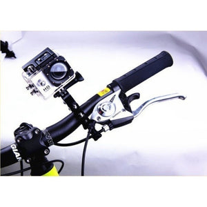 "Ultra HD 1080P Waterproof 2.0"" Action Camcorder Sports DV Camera Go Car Cam Pro with hand grip stick"