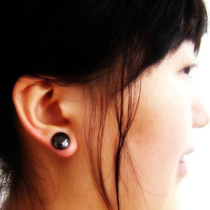 Bio Magnetic Slim Ear Stickers Earrings Acupoints Loss Weight Wearing Slimming