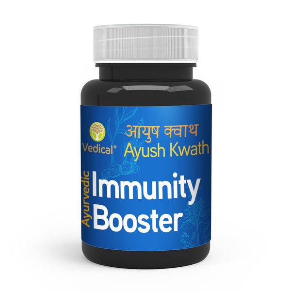 Ayush Kwath (60 Tablets) —  Immunity Booster by Ministry of AYUSH