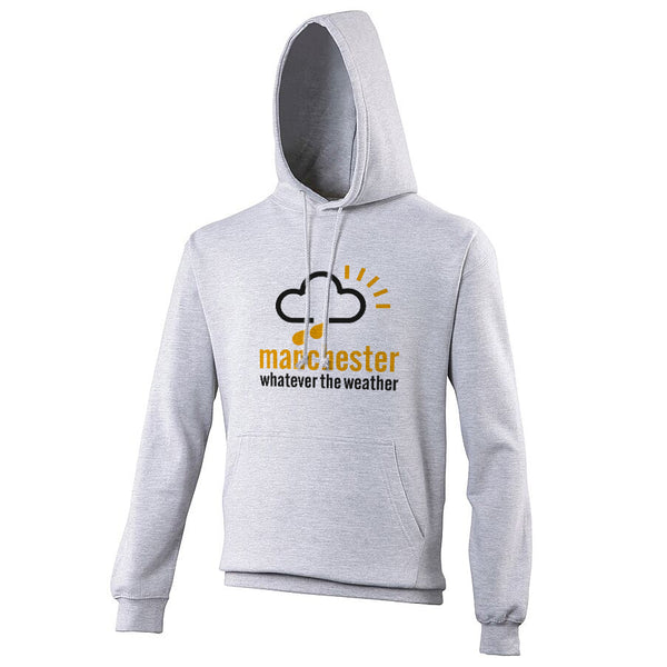 Heather Grey Hoodie (Weather)