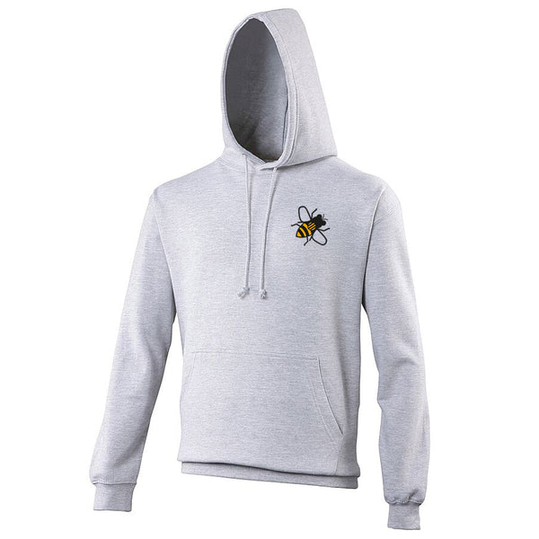 Heather Grey Hoodie (Simply Bee)