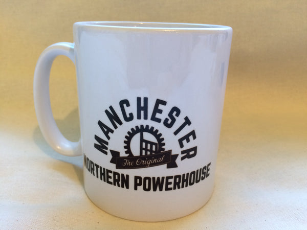 White Mug Northern Powerhouse