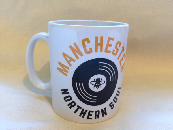 White Mug Northern Soul