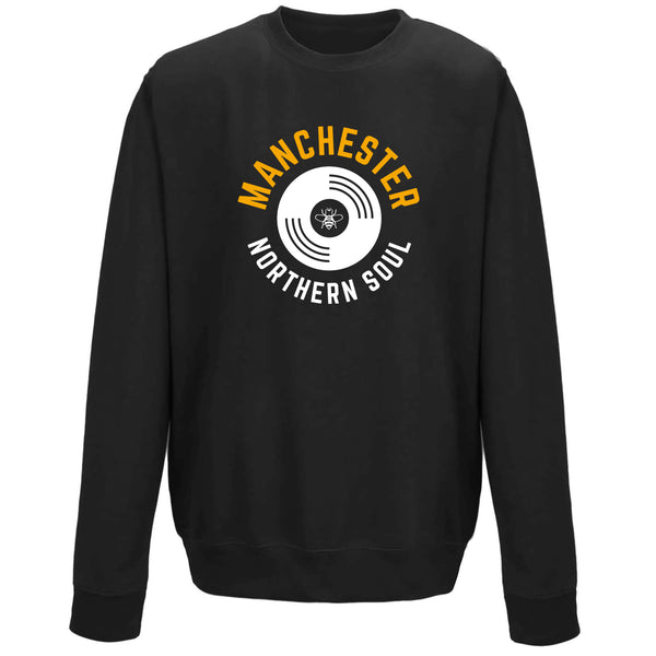 Black Sweatshirt (Northern Soul)