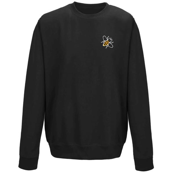 Black Sweatshirt (Simply Bee)