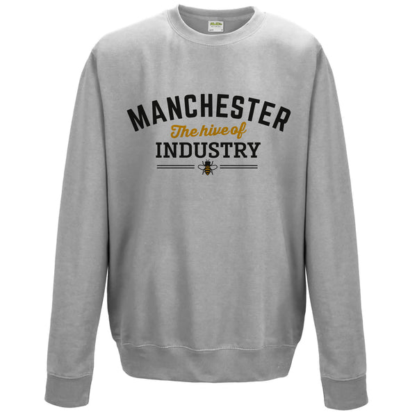 Heather Grey Sweatshirt (Uni)