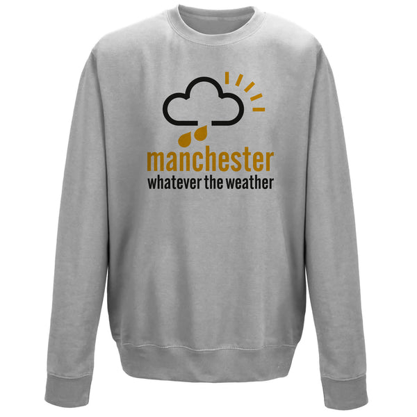 Heather Grey Sweatshirt (Weather)