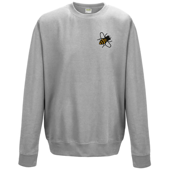 Heather Grey Sweatshirt (Simply Bee)