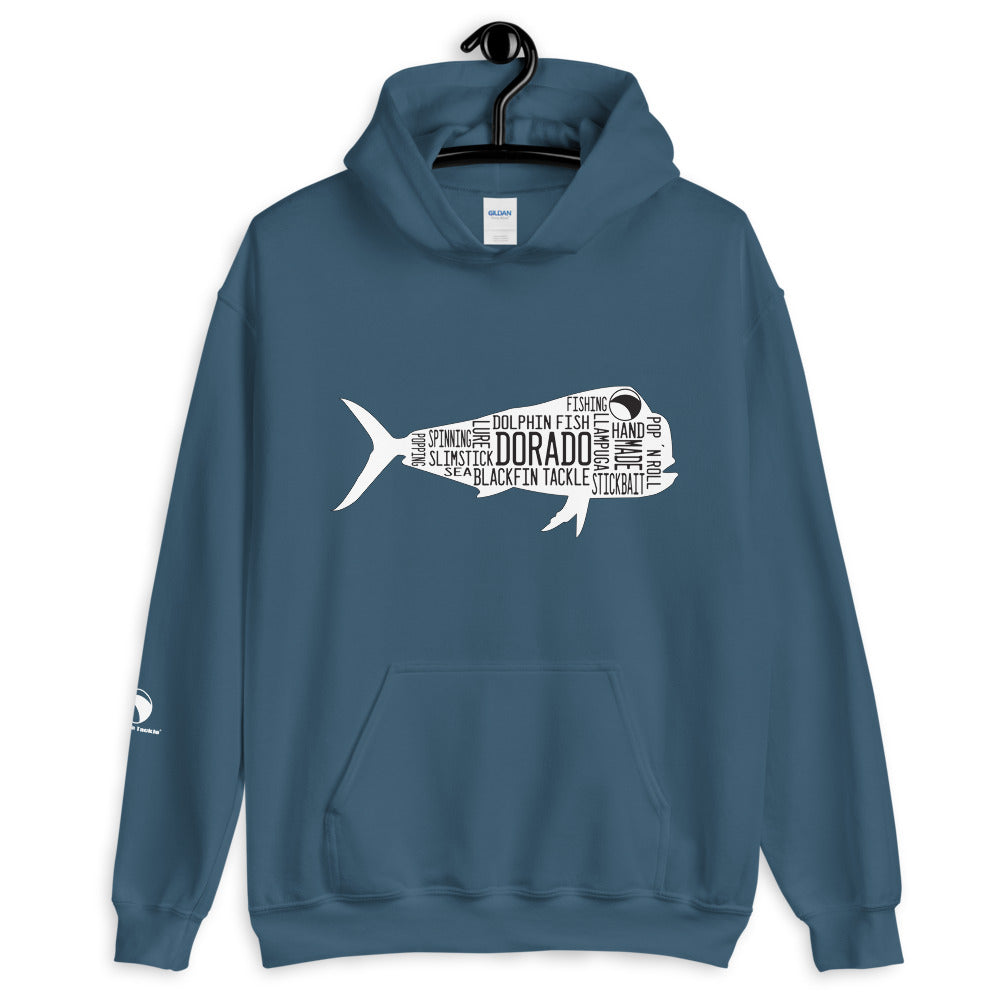 Sudadera BlackFin Tackle Dorado