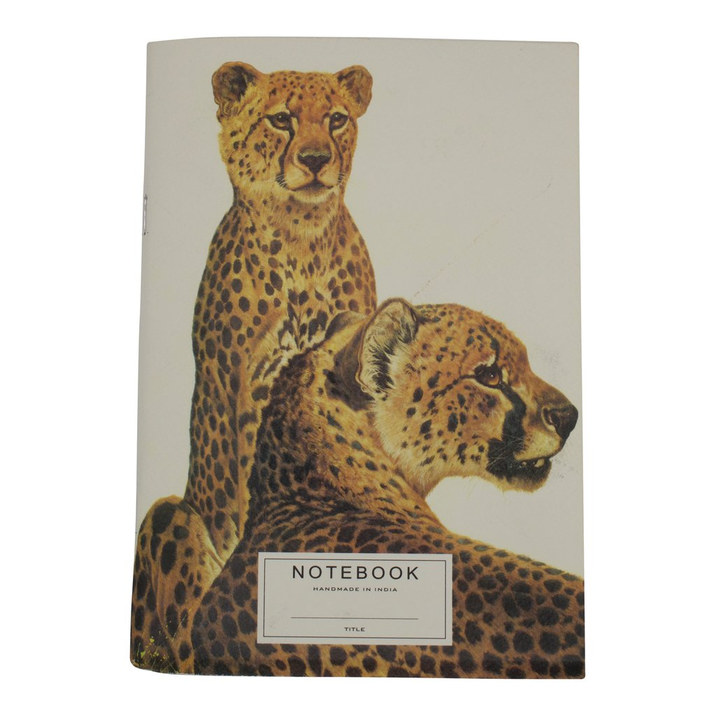 À LA LEOPARD NOTEBOOK