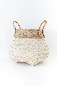 BAMBOO BELLY POT NATURAL