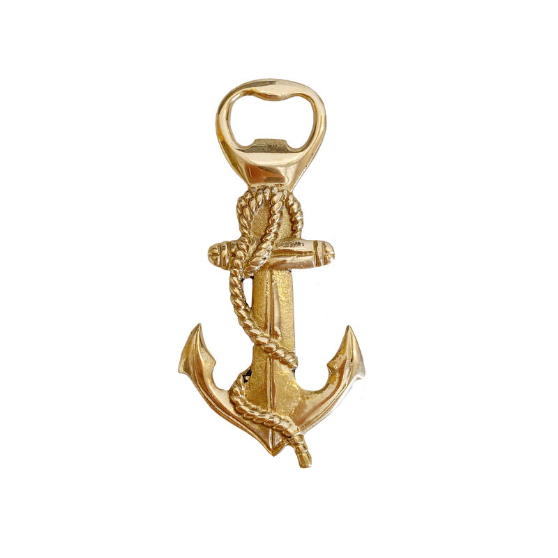 BRASS ANCHOR | BOTTLE OPENER