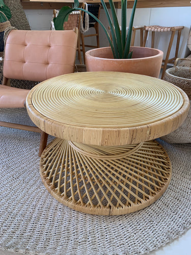 MAYA RATTAN COFFEE TABLE | PRE ORDER