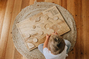 SOLAR SYSTEM LEARNING KIT