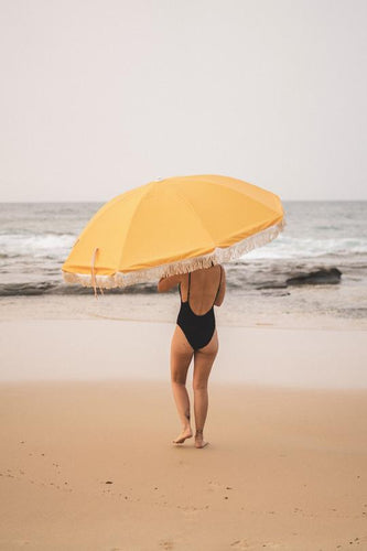 LAND & SAND | UMBRELLA SAFFRON