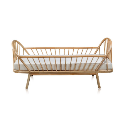 LULU RATTAN BED (PREORDER LATE DEC/EARLY JAN)