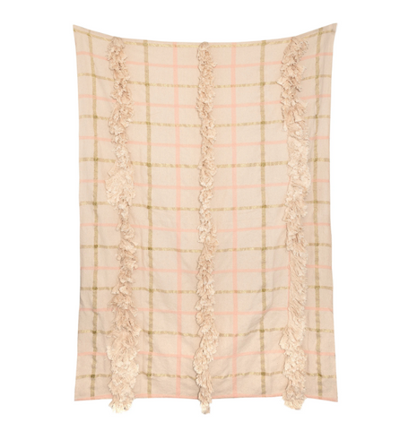 LANGDON LTD. FLEUR THROW