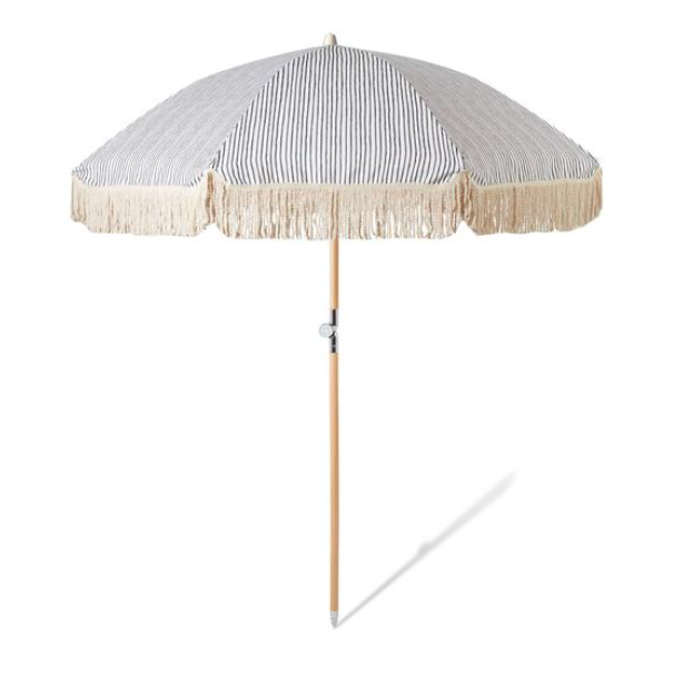 SUNDAY SUPPLY CO. NATURAL INSTINCT BEACH UMBRELLA