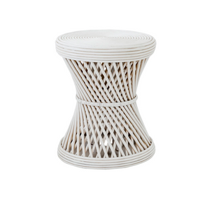 MAYA SIDE TABLE - WHITE | PRE ORDER