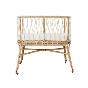 FLORENCE BASSINET (PRE-ORDER LATE DEC/EARLY JAN)